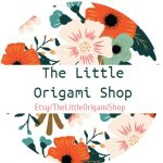 Profile picture of The Little Origami Shop