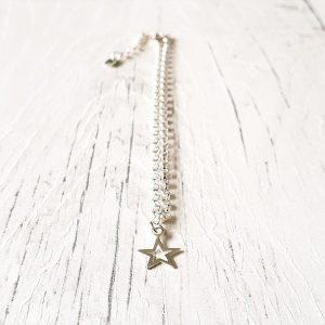 Star anklet 2