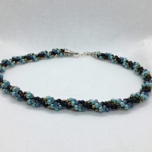 spiral turquoise 5