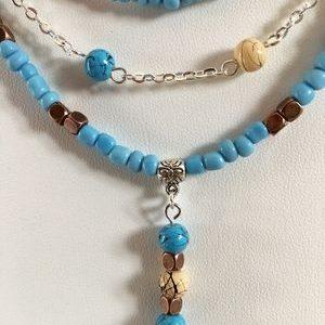 turquoise necklaceIMG 4459jpeg