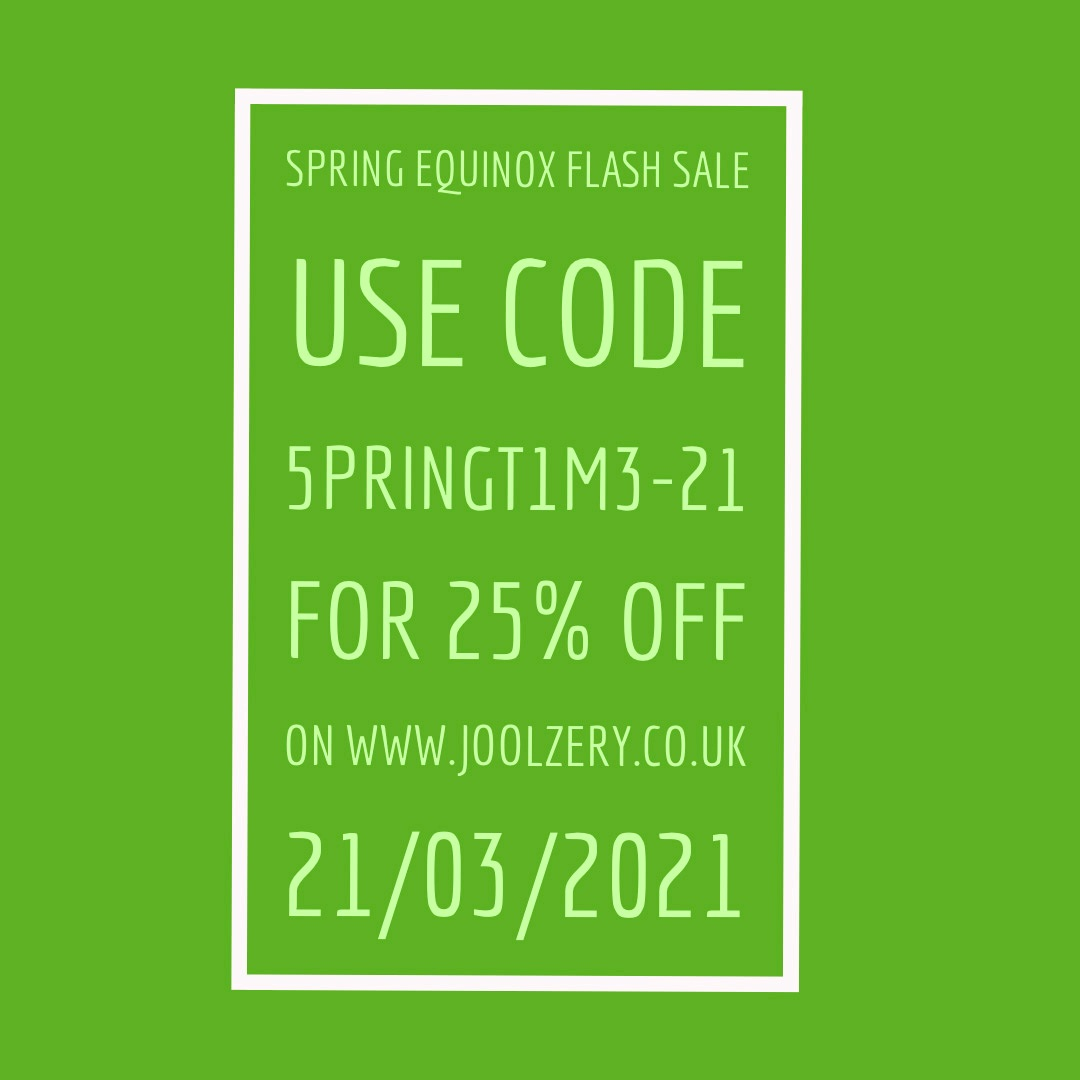 2021 Spring Equinox Sale Code